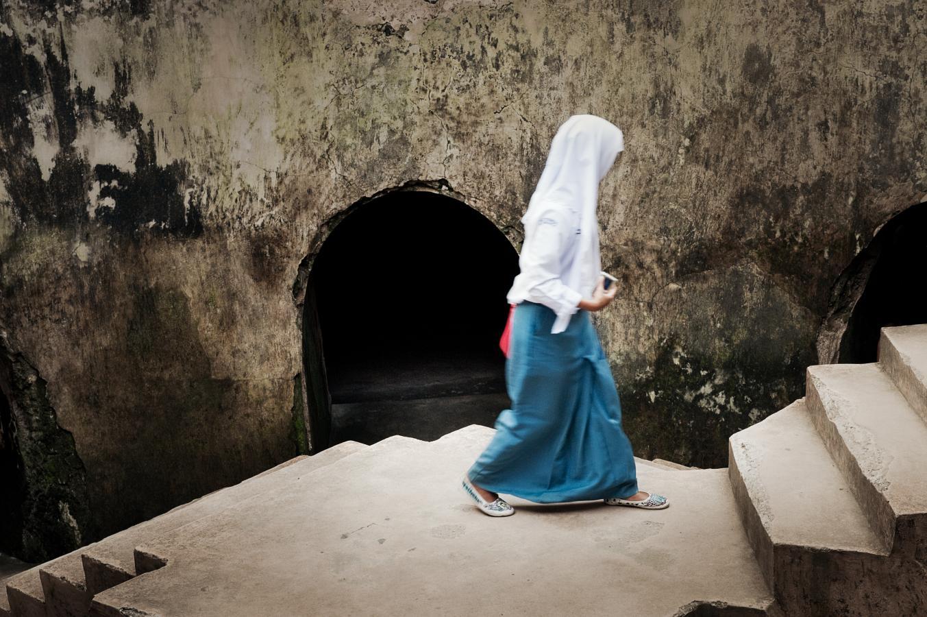 underground-mosque-'taman-sari'-yogyakarta-java-2010