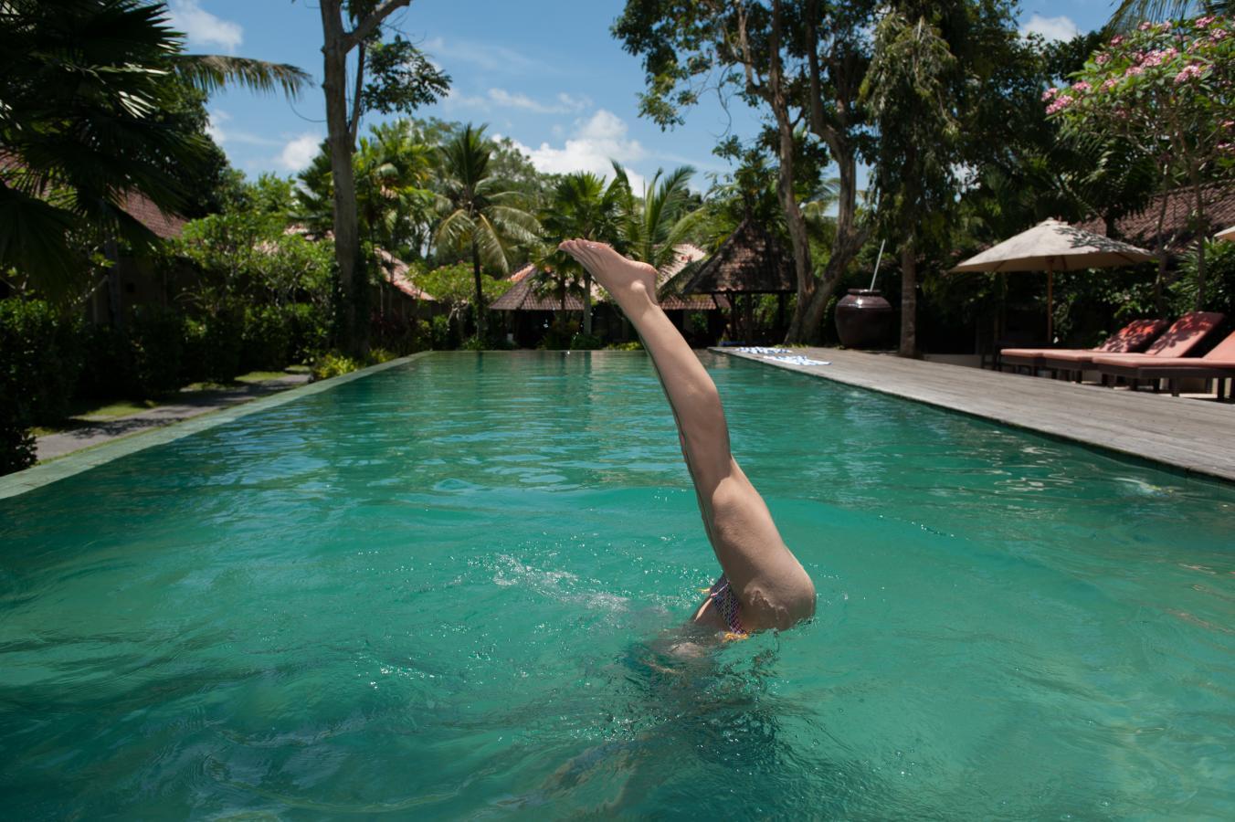 barbara-swimming-ubud-bali-2013